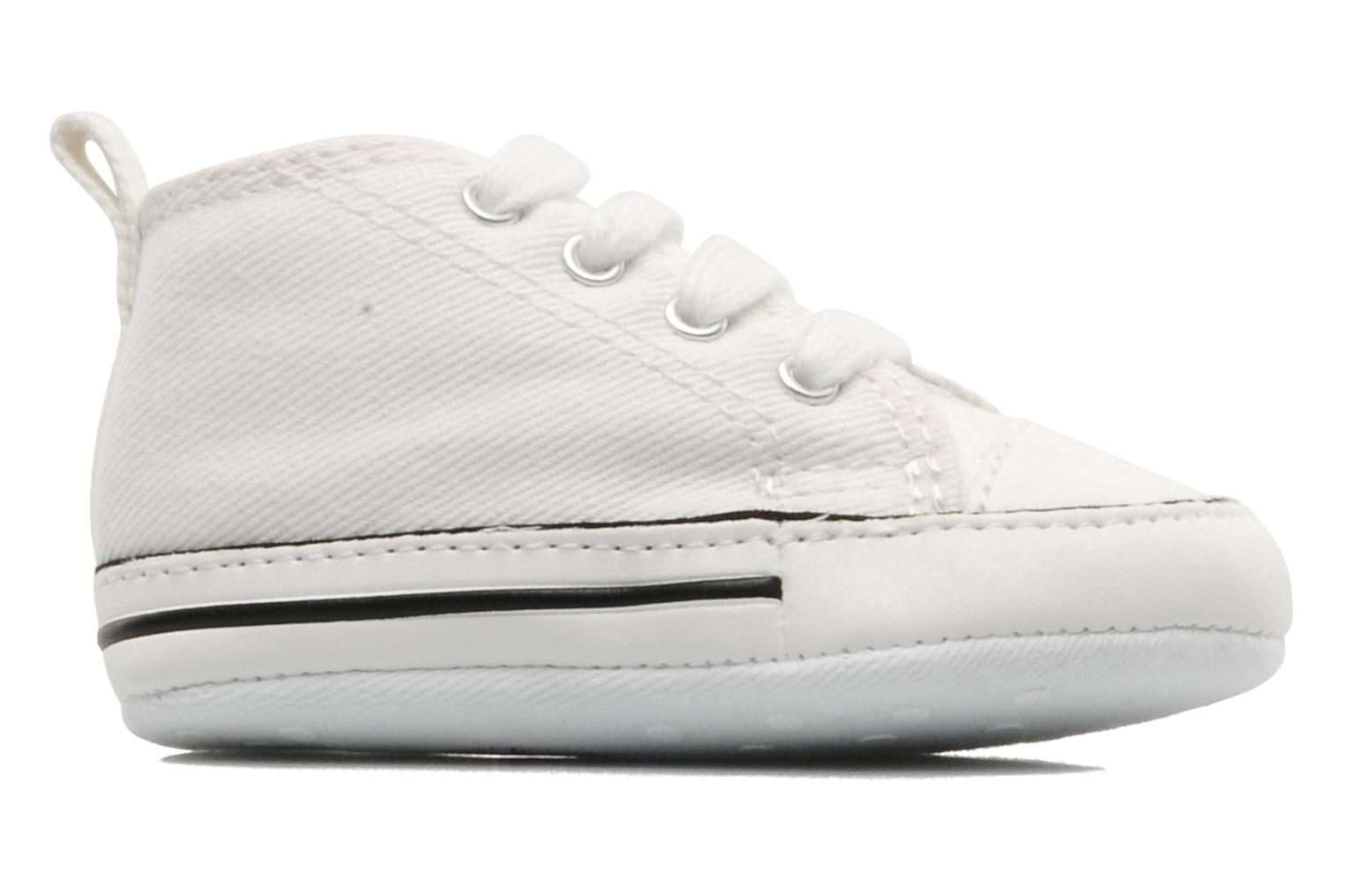 Baskets Converse First Star Cvs Blanc vue derrière