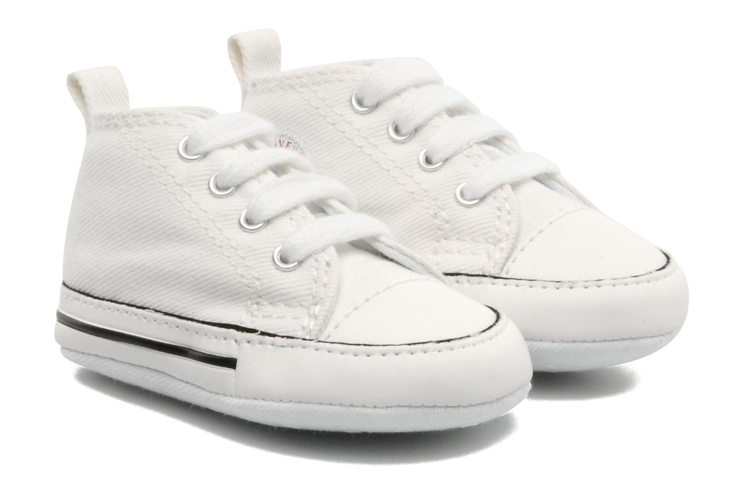 Trainers Converse First Star B White detailed view/ Pair view