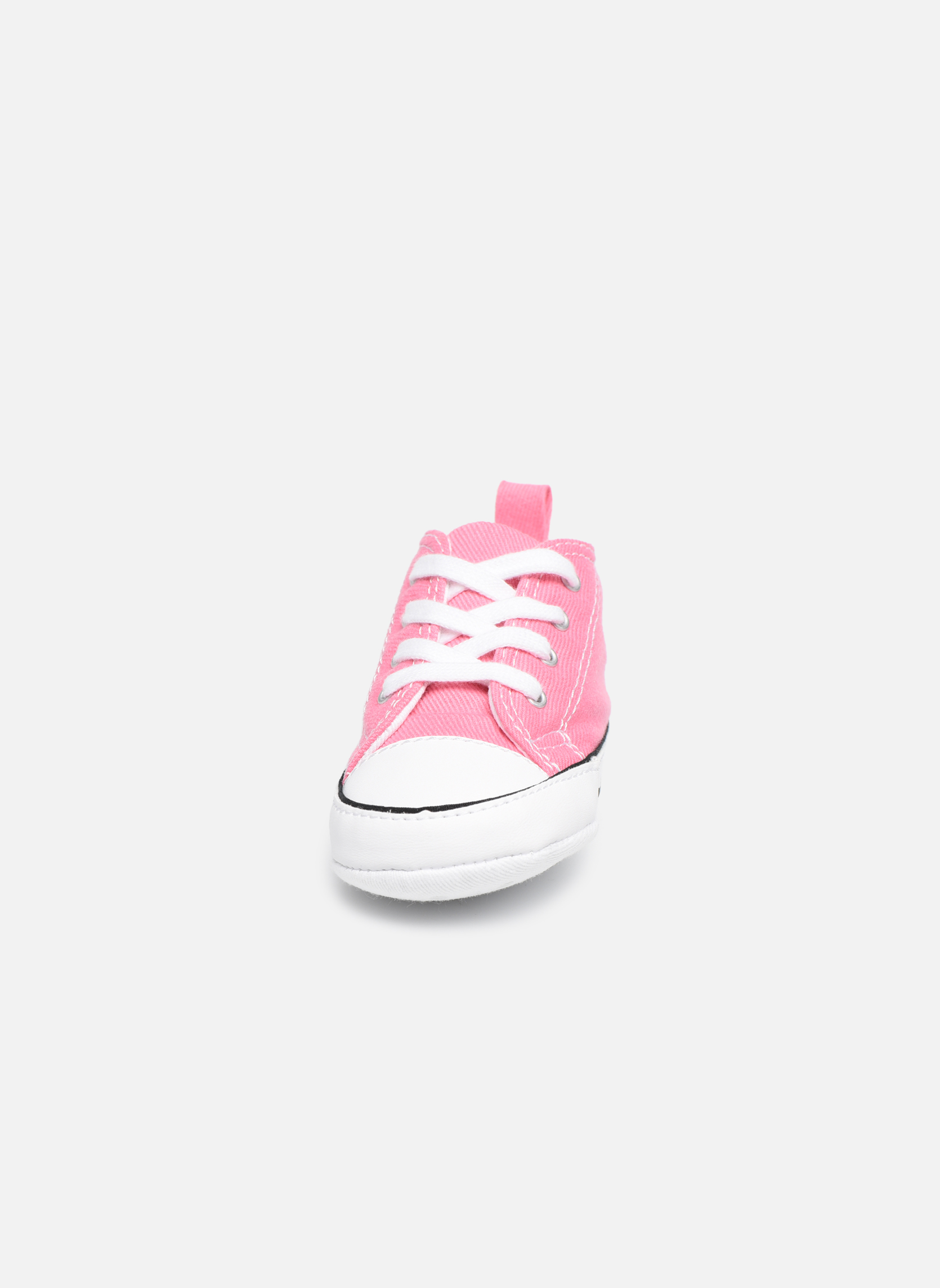Sneaker Converse First Star Cvs rosa schuhe getragen