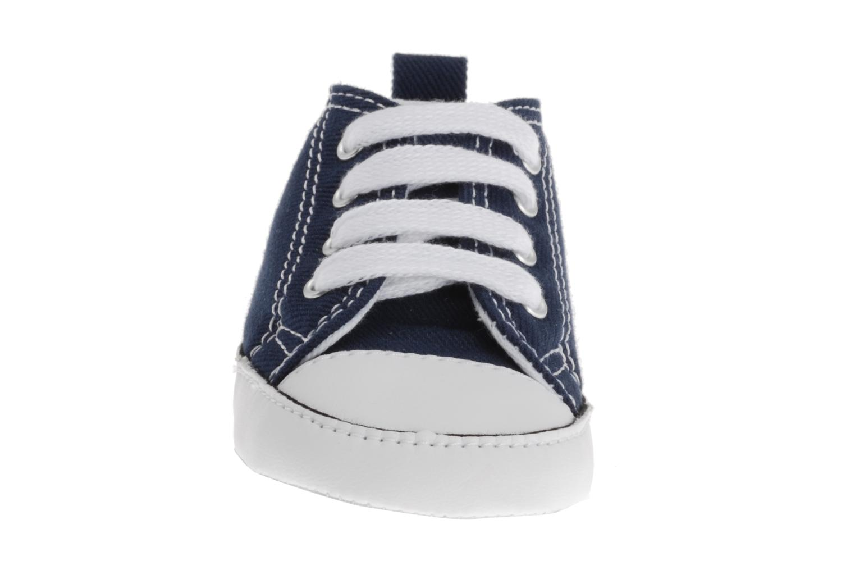 Sneaker Converse First Star Cvs blau schuhe getragen