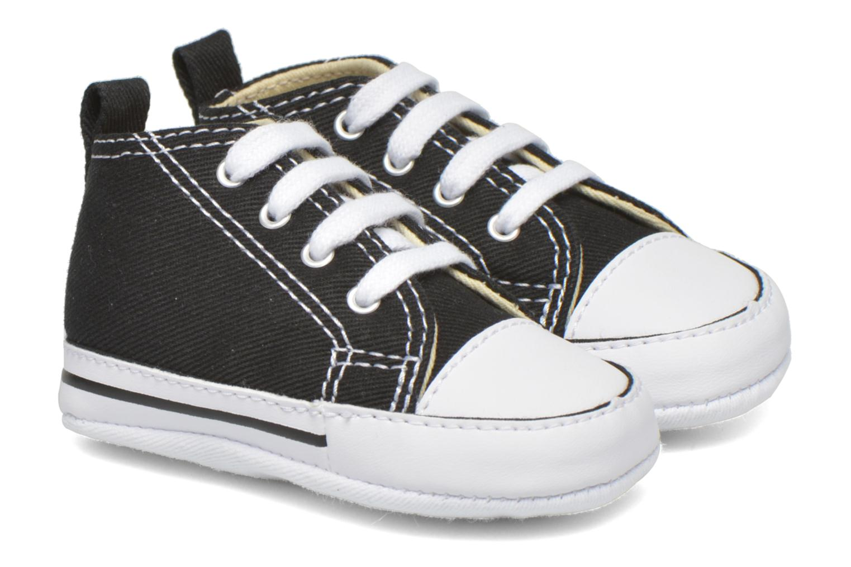 Baskets Converse First Star Cvs Noir vue détail/paire
