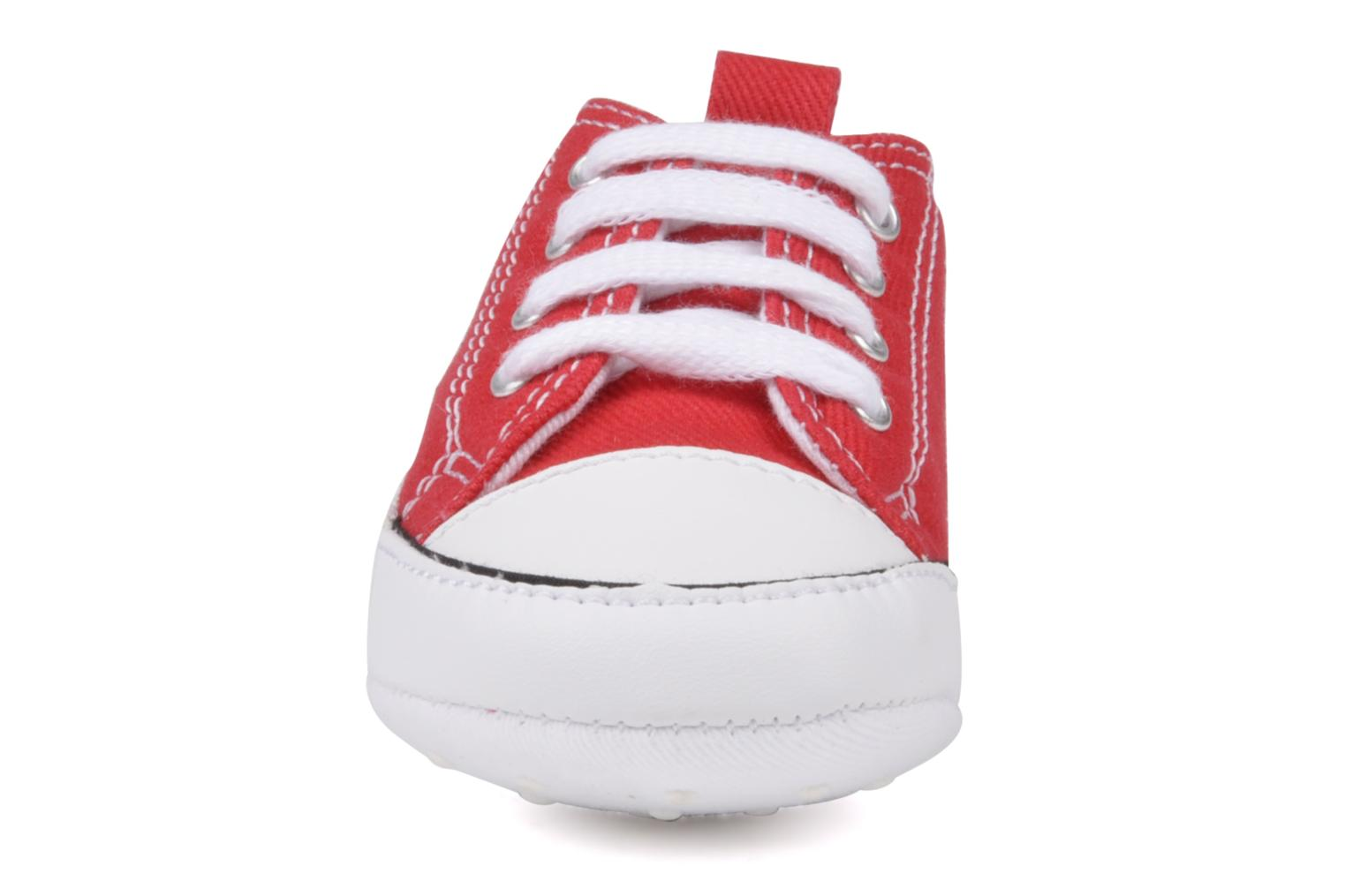 Trainers Converse First Star B Red model view