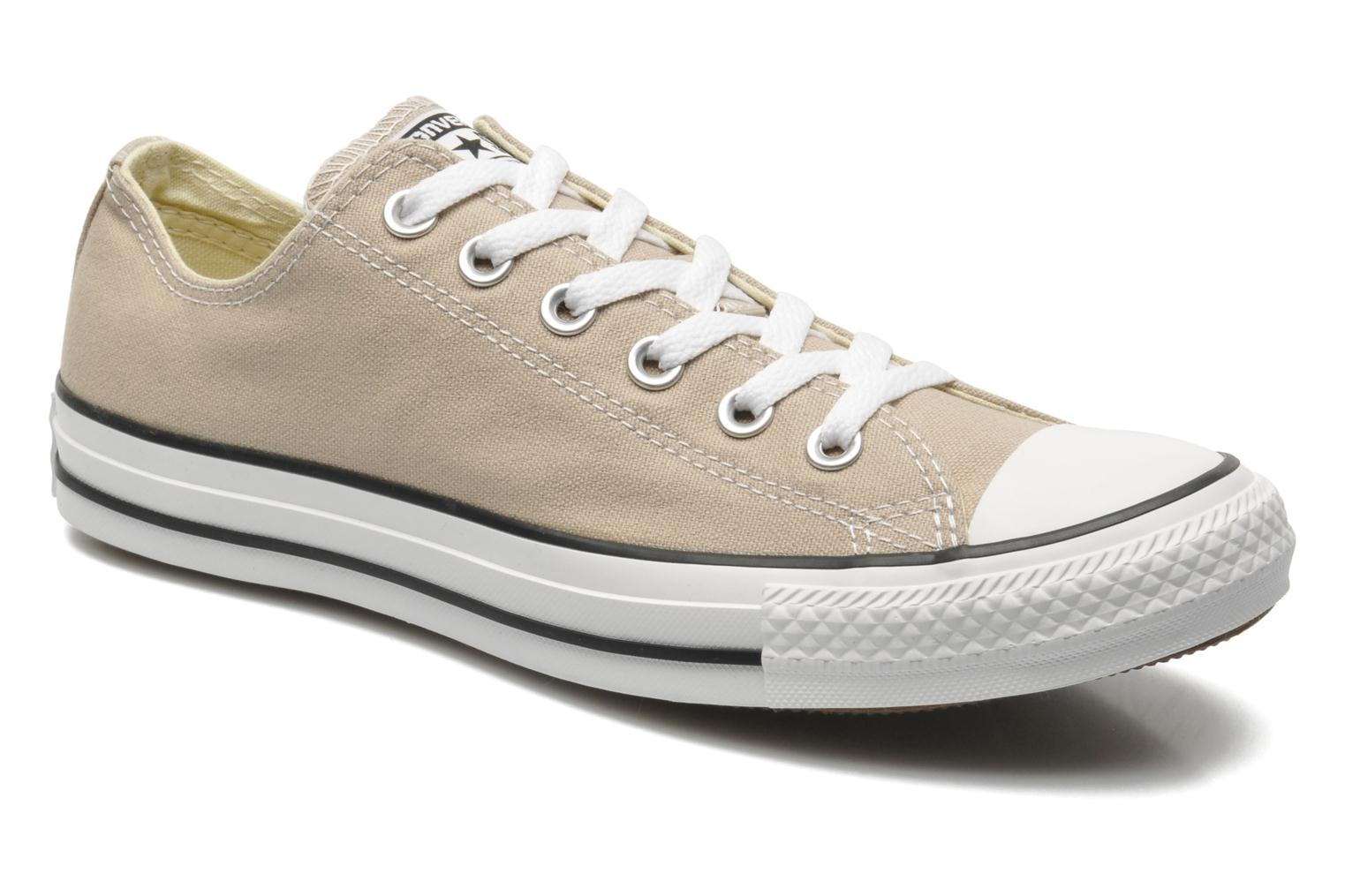 Sneakers Converse Chuck Taylor All Star Ox M Beige detail