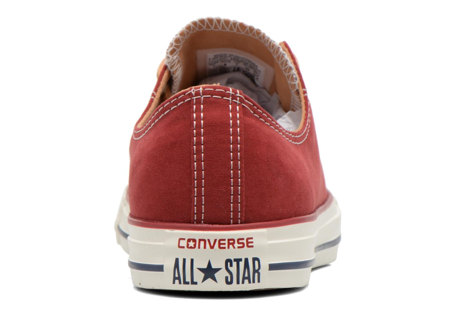 Chuck Taylor All Star Ox M Back Alley Brick-Biscuit-Egret