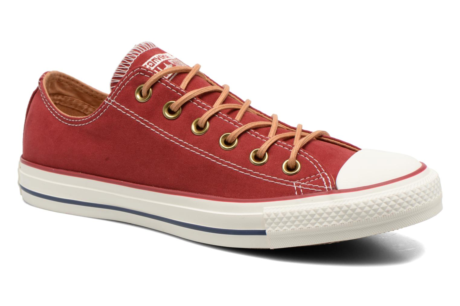 Sneakers Converse Chuck Taylor All Star Ox M Rood detail