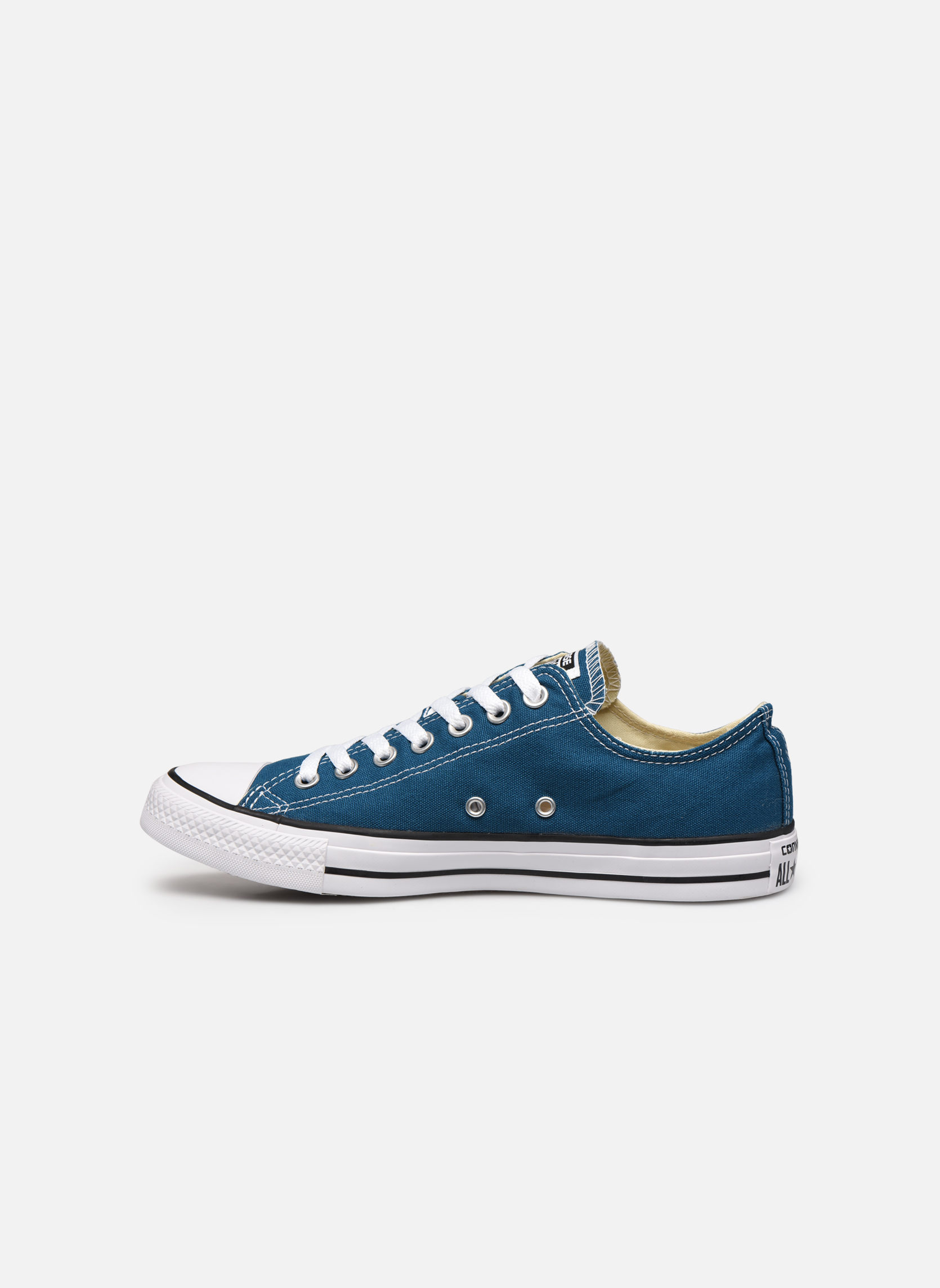 Sneakers Converse Chuck Taylor All Star Ox M Blauw voorkant