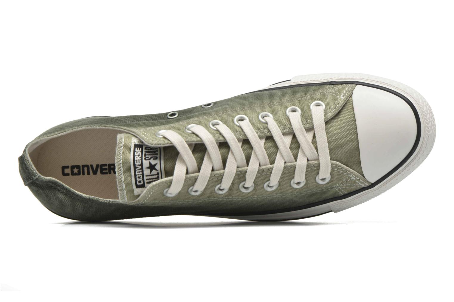 Sneakers Converse Chuck Taylor All Star Ox M Groen links