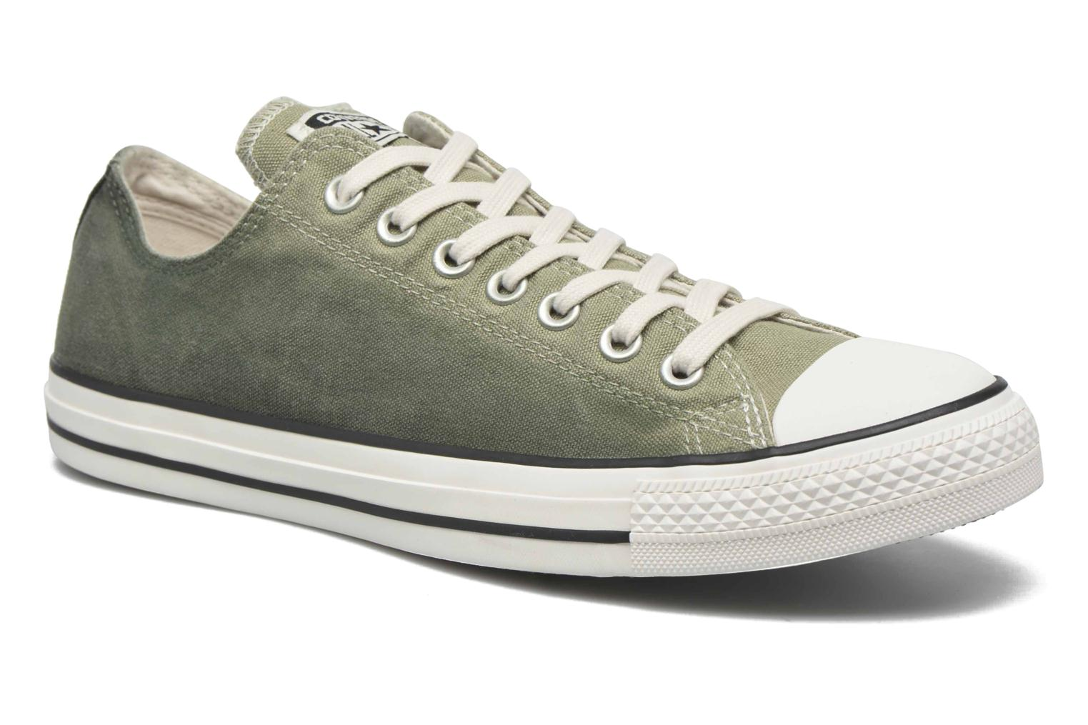 Sneakers Converse Chuck Taylor All Star Ox M Groen detail