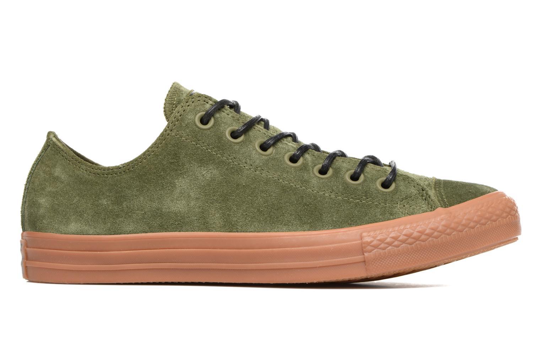 Sneaker Converse Chuck Taylor All Star Ox M grün ansicht von hinten