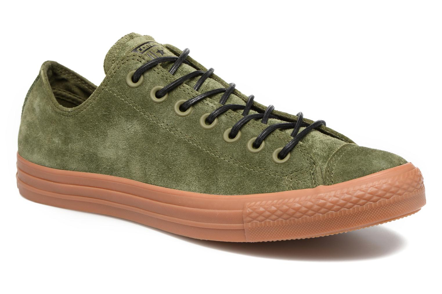 Trainers Converse Chuck Taylor All Star Ox M Green detailed view/ Pair view