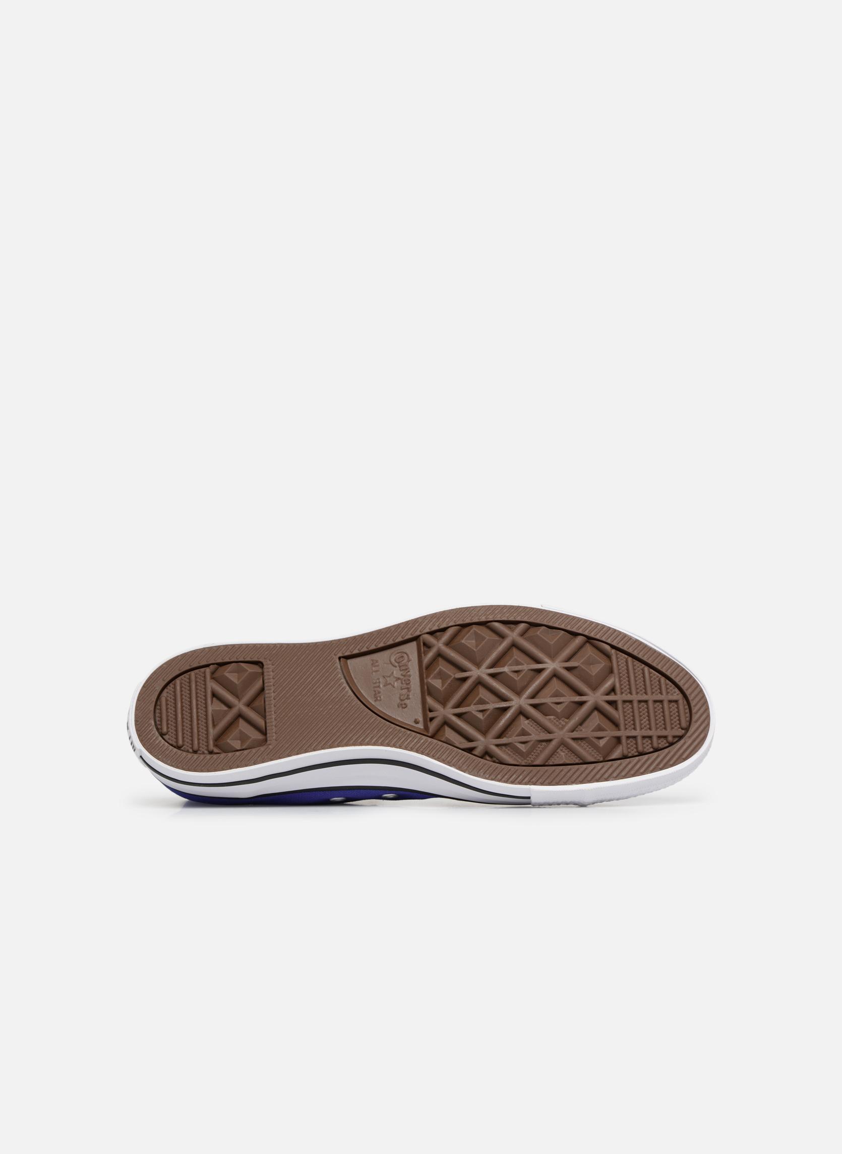 Sneakers Converse Chuck Taylor All Star Ox M Azzurro immagine dall'alto