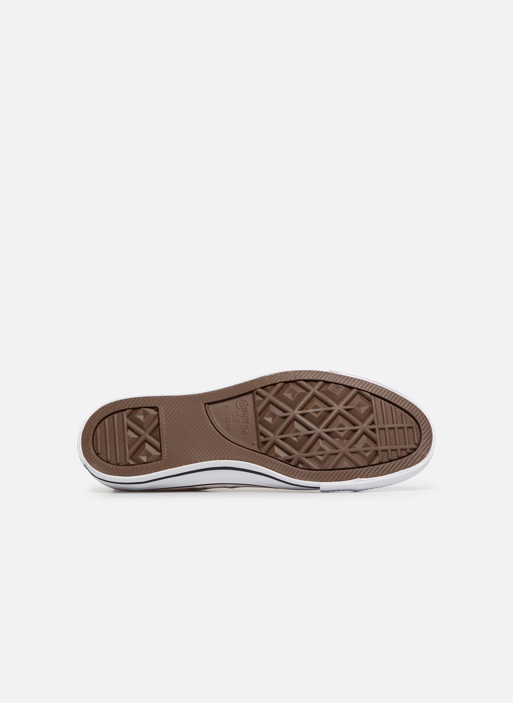 Sneakers Converse Chuck Taylor All Star Ox M Rosa immagine dall'alto