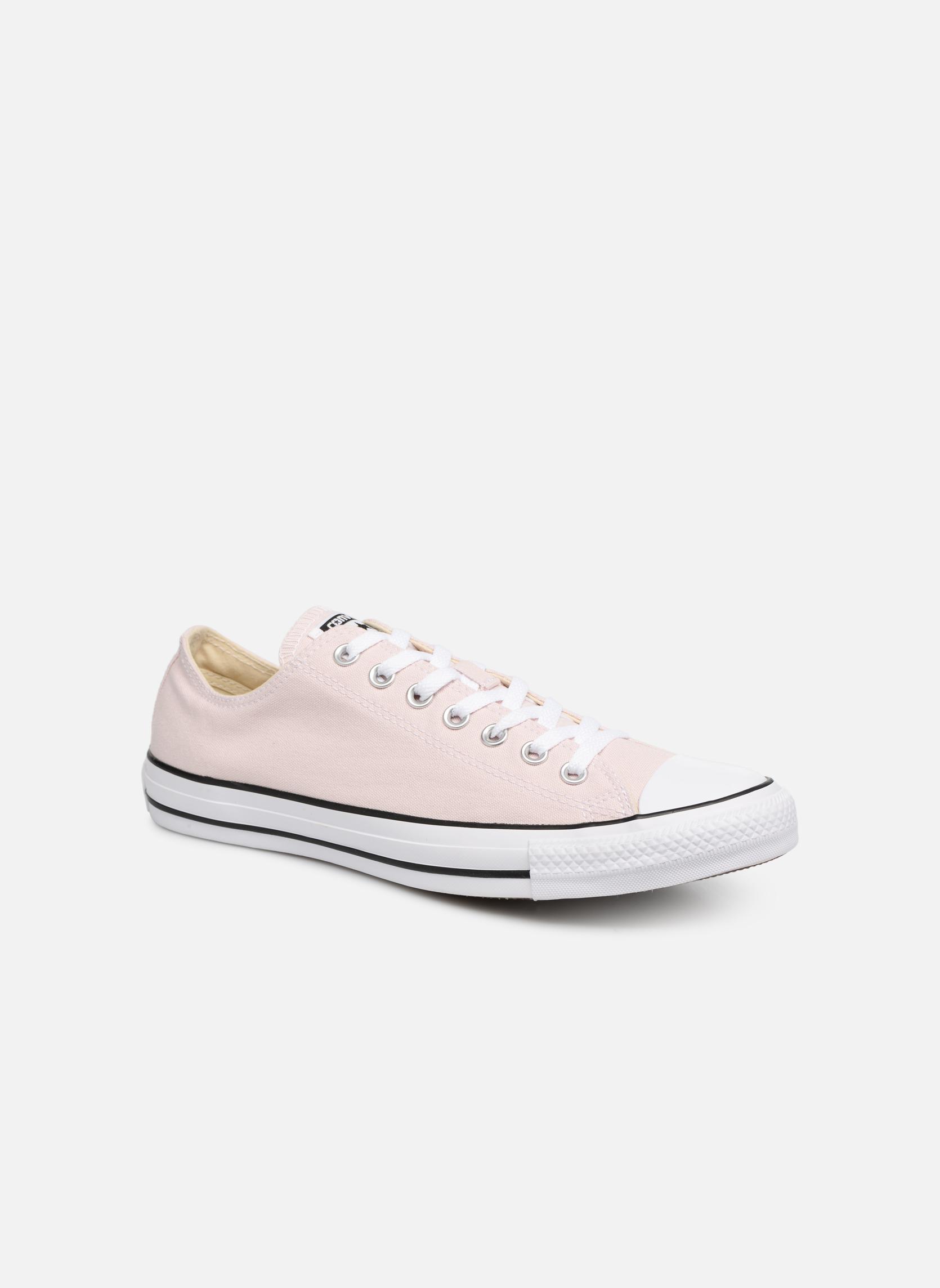 Sneakers Converse Chuck Taylor All Star Ox M Rosa vedi dettaglio/paio