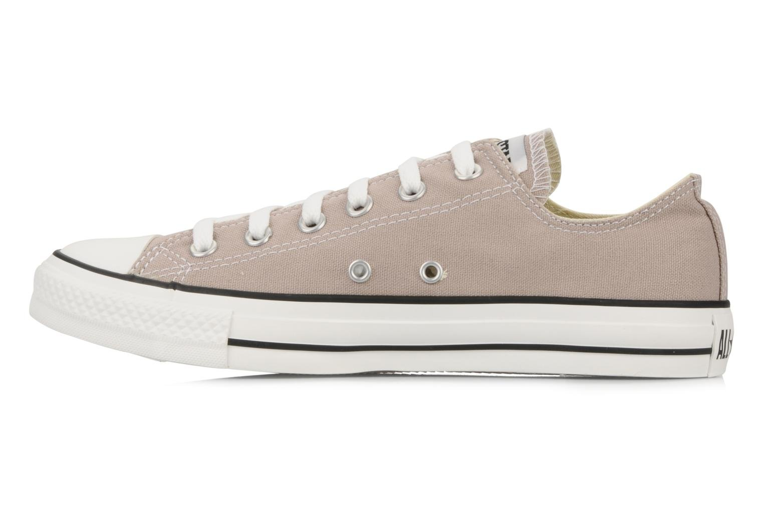 Baskets Converse Chuck Taylor All Star Ox M Rose vue face