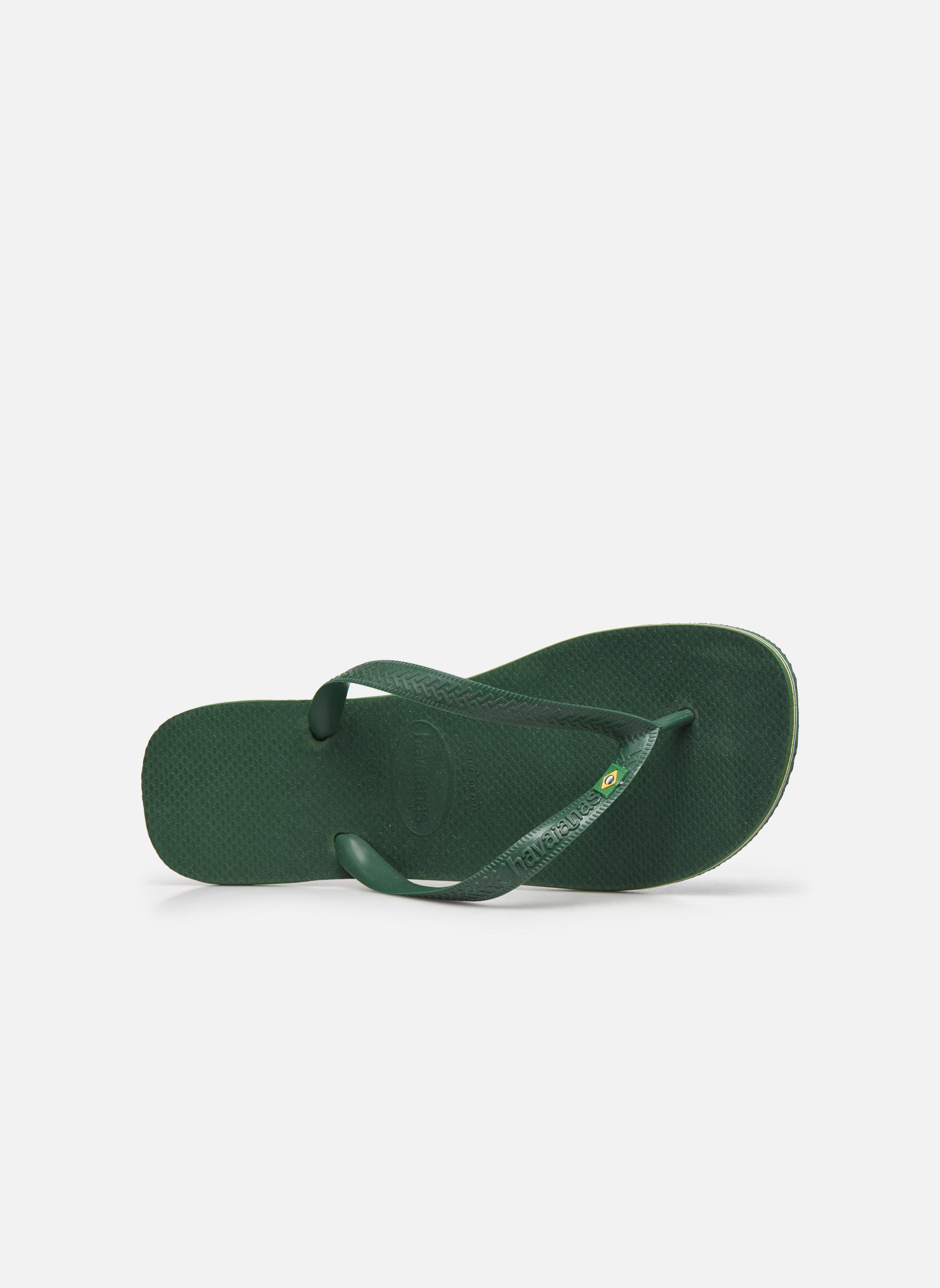Slippers Havaianas Brazil H Groen links