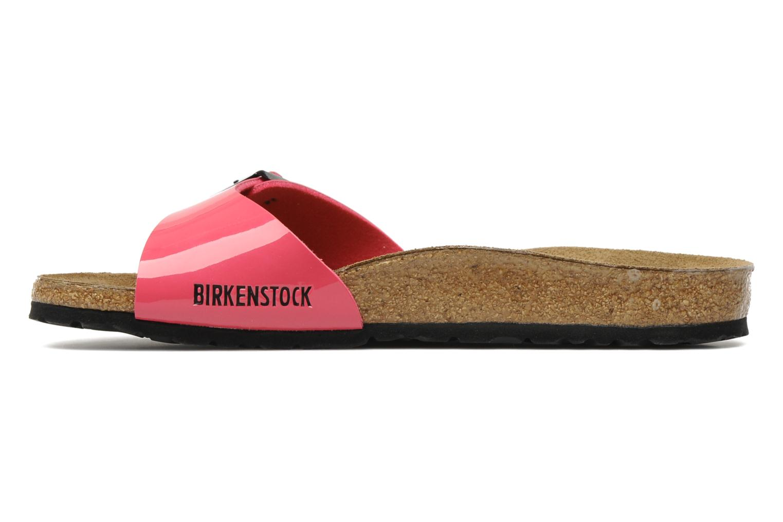 Wedges Birkenstock Madrid Flor W Roze voorkant