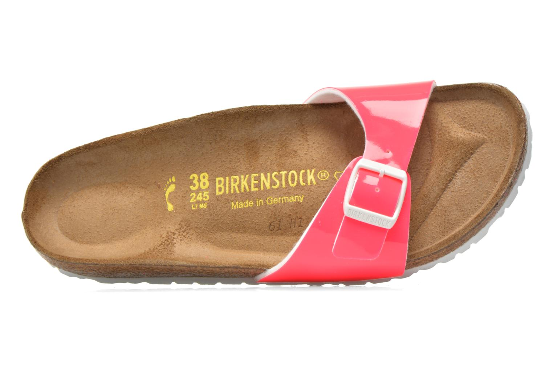 Wedges Birkenstock Madrid Flor W Roze links