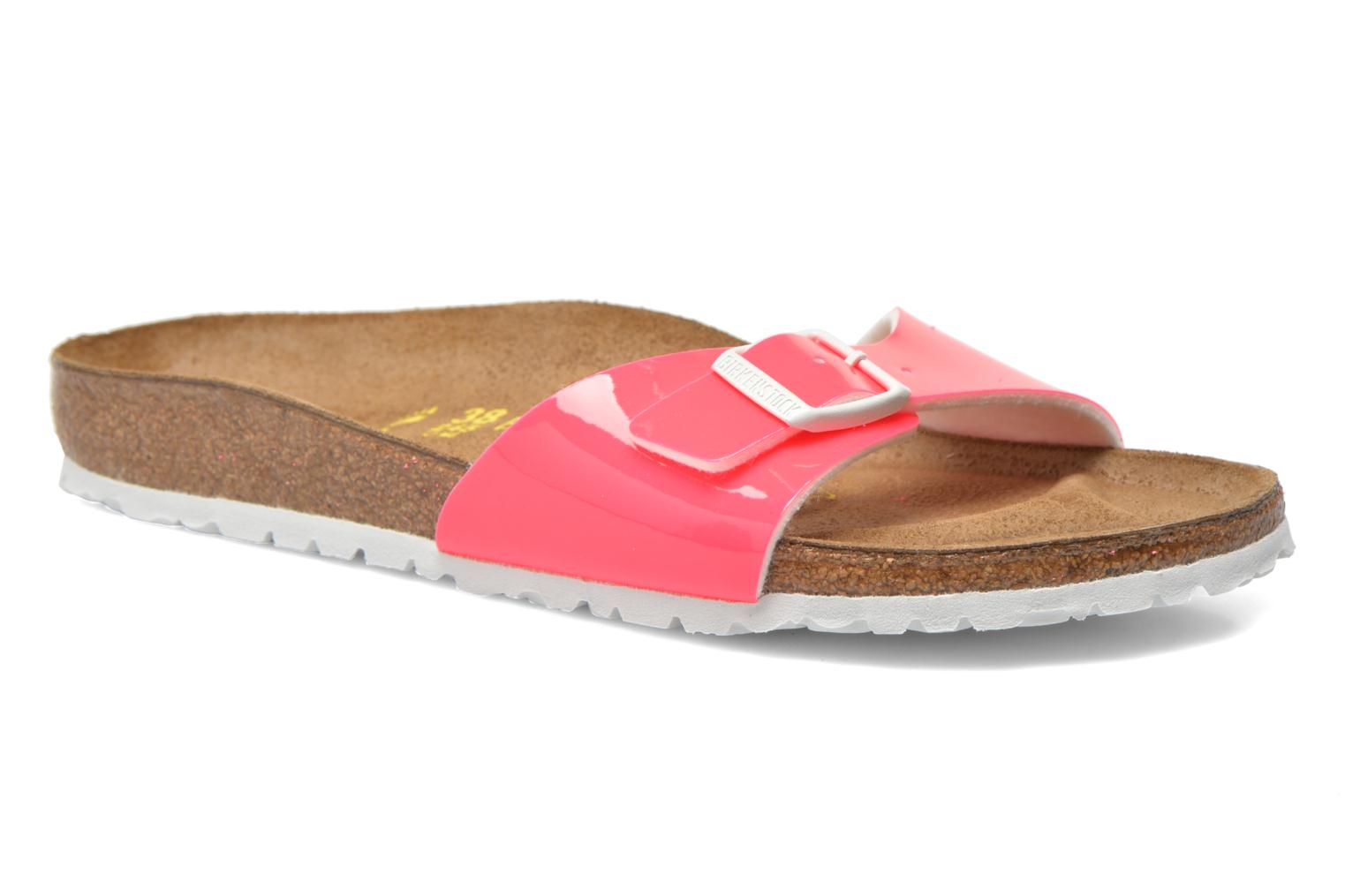 Birkenstock Madrid Flor W Rose
