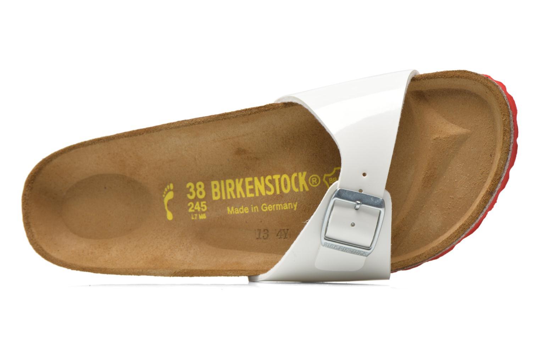Wedges Birkenstock Madrid Flor W Wit links