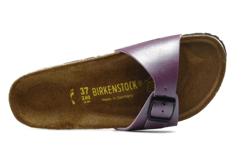 Wedges Birkenstock Madrid Flor W Paars links