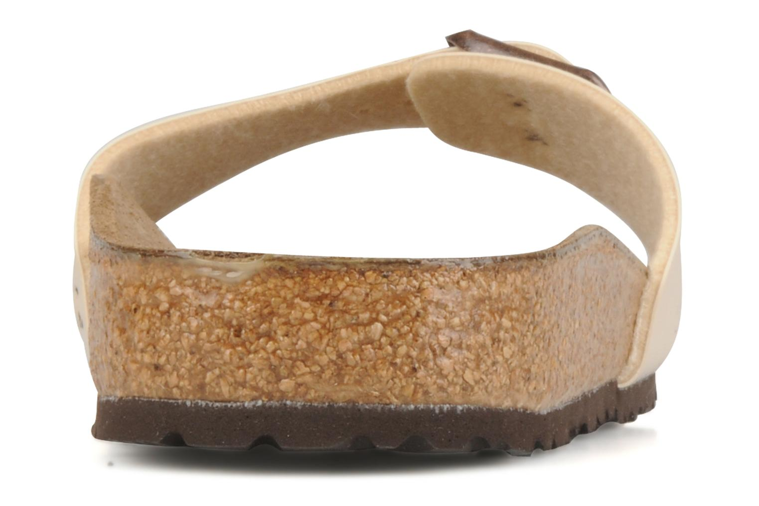 Mules & clogs Birkenstock Madrid Flor W Beige view from the right