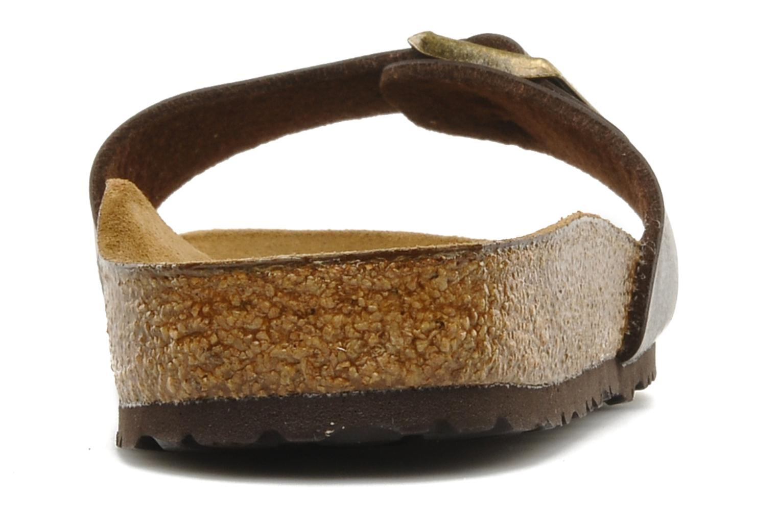 Mules & clogs Birkenstock Madrid Flor W Brown view from the right