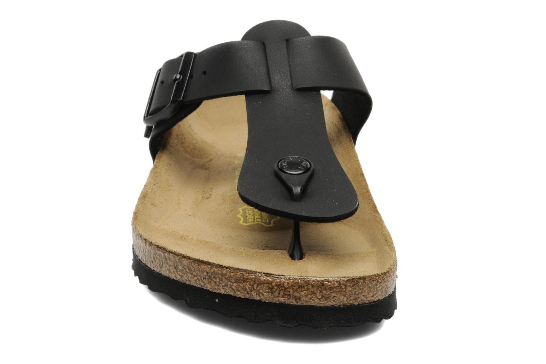Flip flops Birkenstock Medina Flor M Svart bild av skorna på