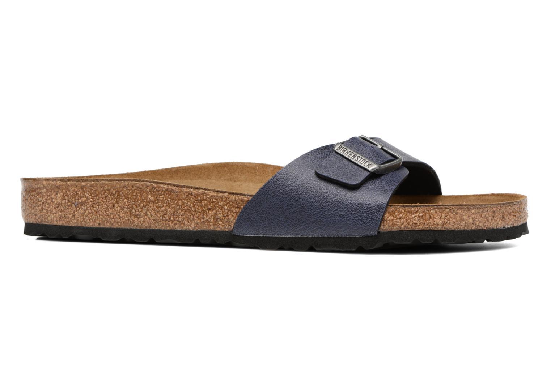 Sandali e scarpe aperte Birkenstock Madrid Flor M Azzurro immagine posteriore