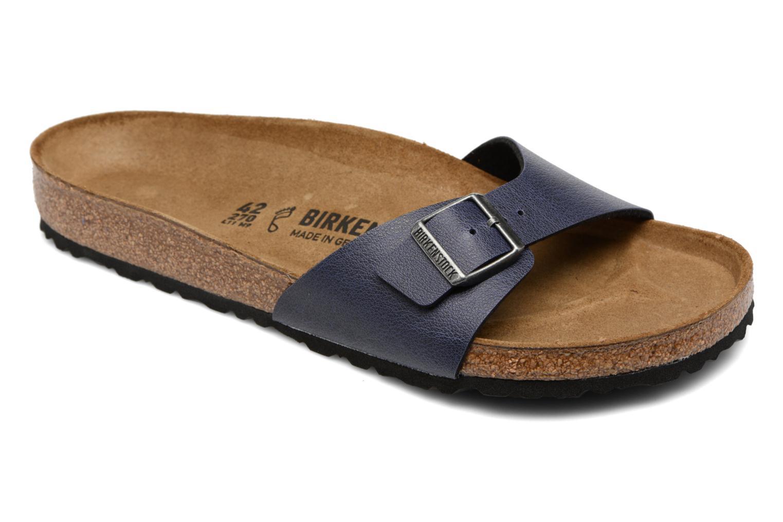 Sandali e scarpe aperte Birkenstock Madrid Flor M Azzurro vedi dettaglio/paio