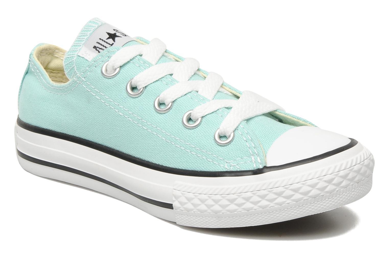 Sneaker Converse Chuck Taylor All Star Ox K blau detaillierte ansicht/modell