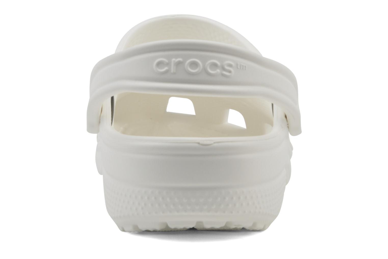 Träskor & clogs Crocs Classic F Vit Bild från höger sidan