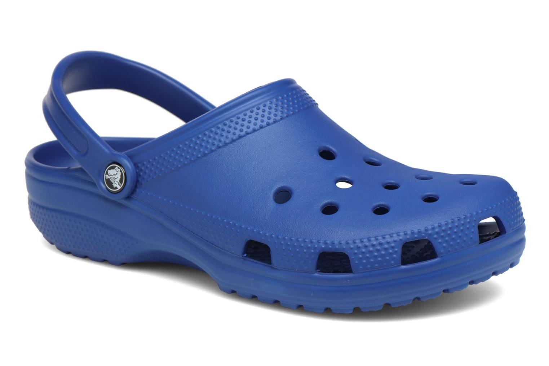 Clogs & Pantoletten Crocs Cayman F blau detaillierte ansicht/modell