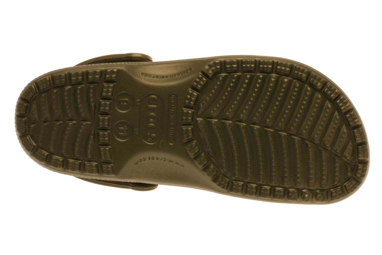 Sandaler Crocs Classic H Grön bild från ovan