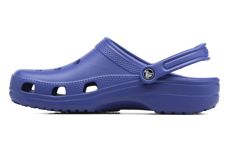 Sandaler Crocs Classic H Blå se forfra