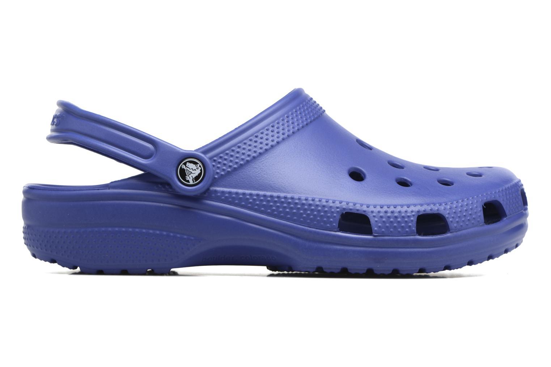 Sandaler Crocs Classic H Blå se bagfra