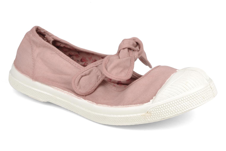 Ballerina's Bensimon Ballerine Flo E Roze detail