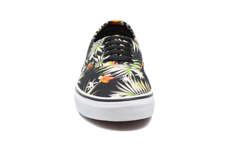 Sneaker Vans Authentic schwarz schuhe getragen