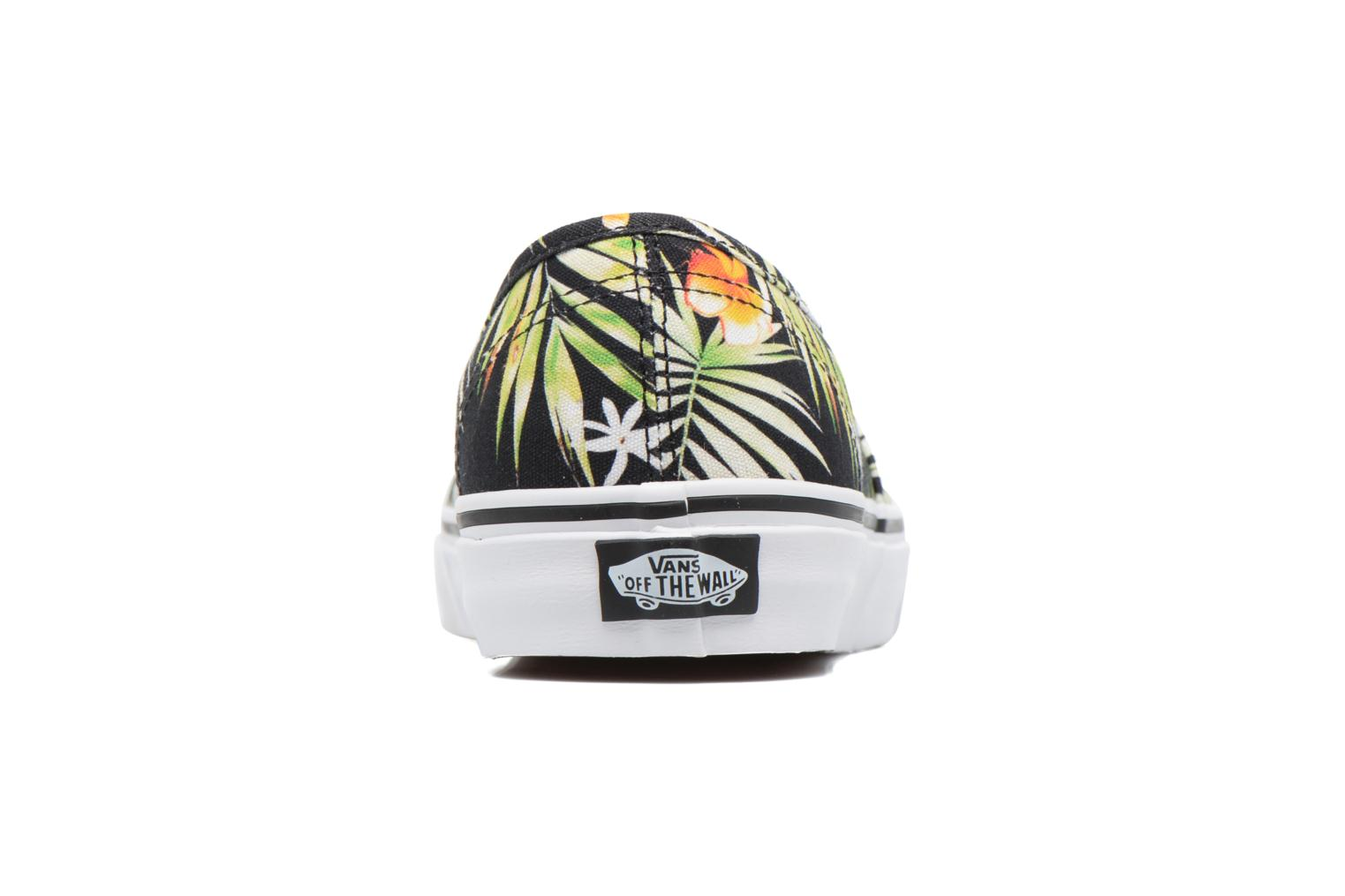 Authentic (Decay Palms) Black/True White