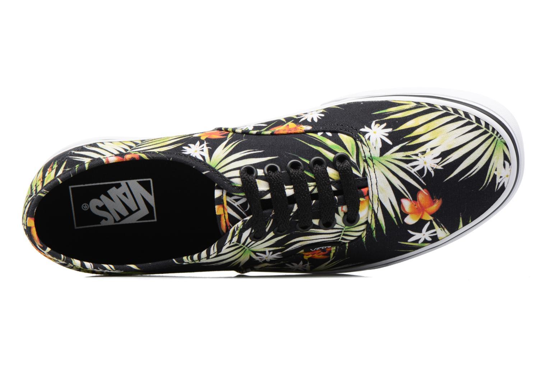 Sneakers Vans Authentic Sort se fra venstre