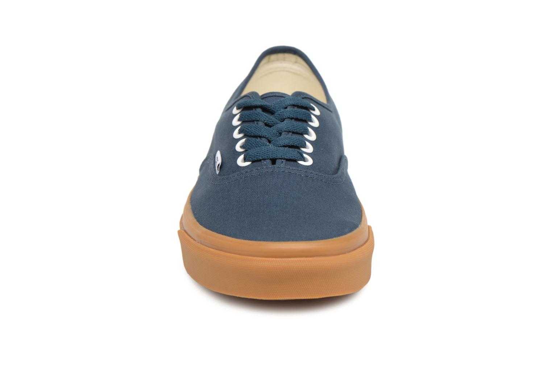 Trainers Vans Authentic Blue model view