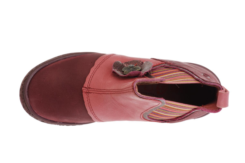Bottines et boots GBB Diadème Rose vue gauche