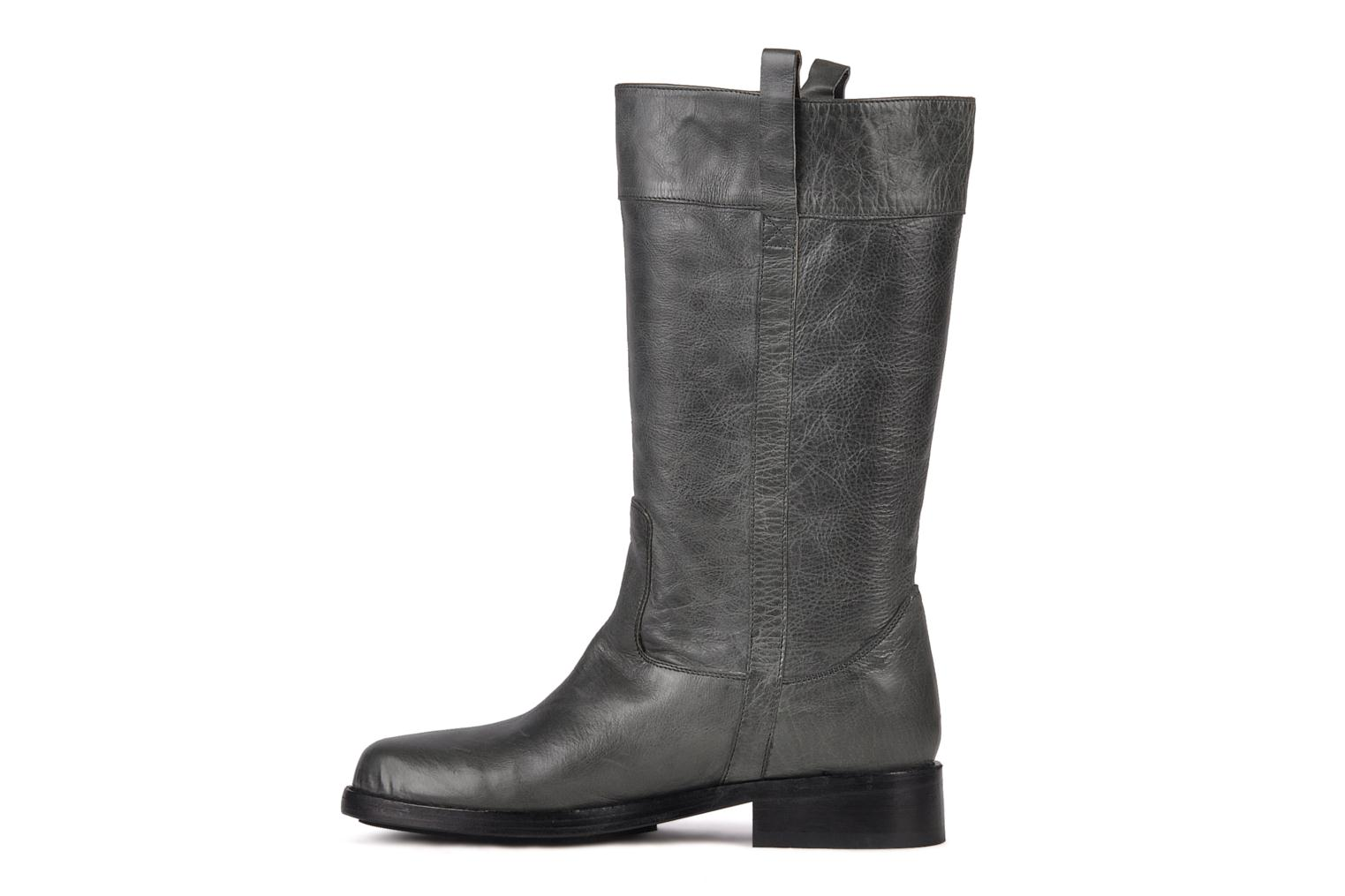 Ankle boots Espace Rastan Grey front view