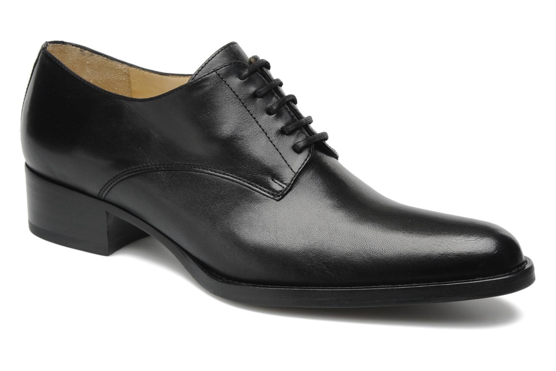 Chaussures à lacets Free Lance Queenie 4 Derby Noir vue détail/paire