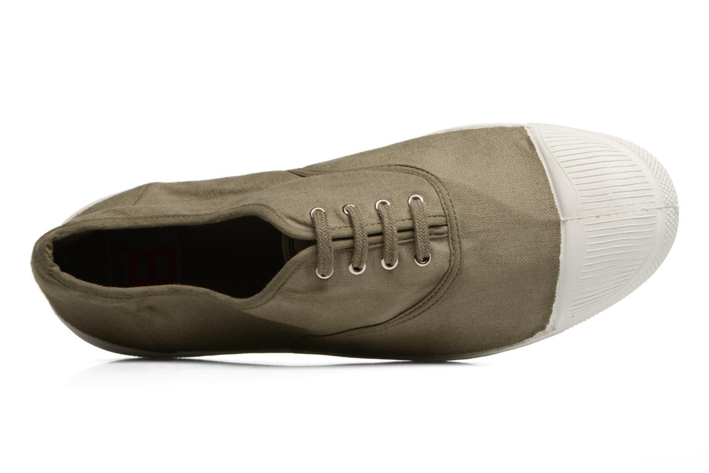 Sneakers Bensimon Tennis Lacets H Groen links