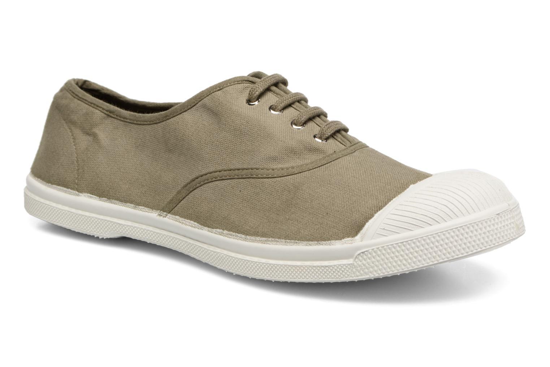 Sneakers Bensimon Tennis Lacets H Groen detail