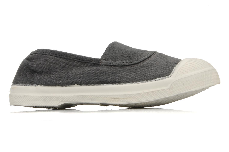 Sneakers Bensimon Tennis Elastique E Grijs achterkant