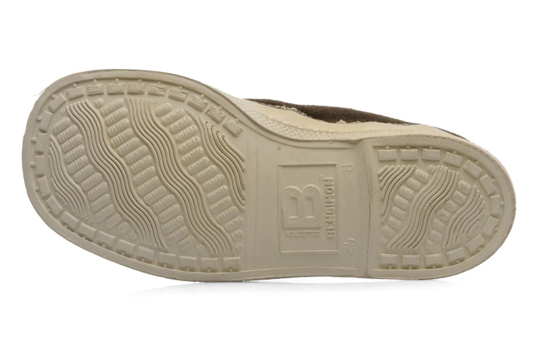 Sneakers Bensimon Tennis Elastique E Bruin boven