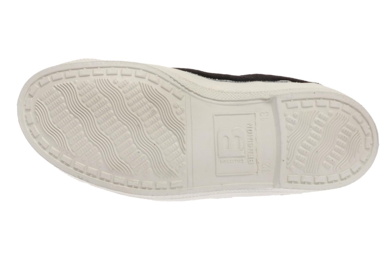 Sneakers Bensimon Tennis Elastique E Blå bild från ovan