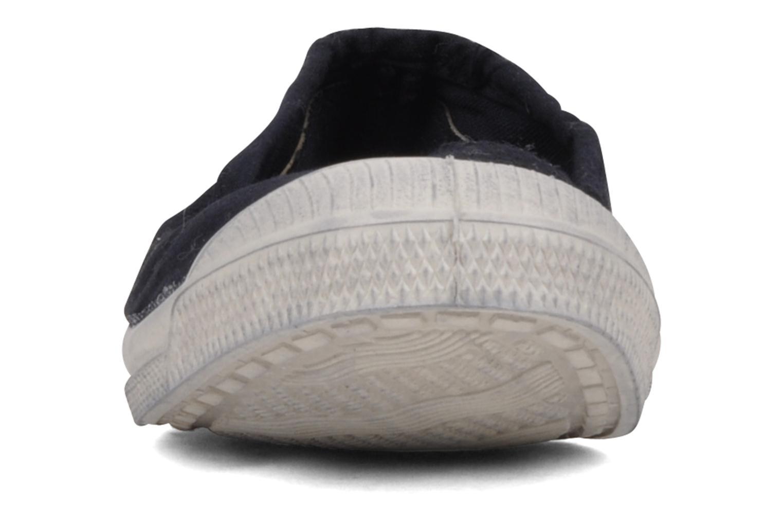 Sneaker Bensimon Tennis Elastique E blau schuhe getragen