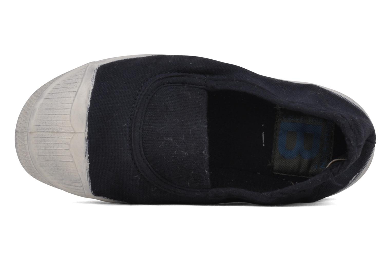 Sneaker Bensimon Tennis Elastique E blau ansicht von links